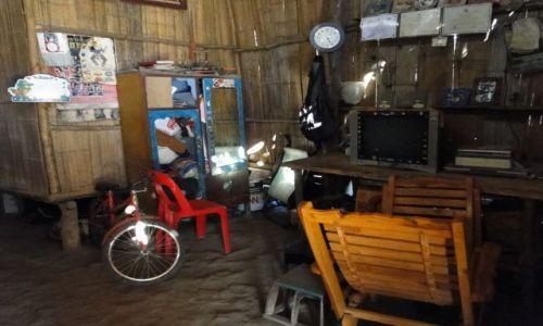 Zdjęcie TAJLANDIA / - / Północ Tajlandii / Dom na wsi - na północy