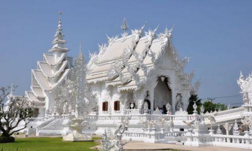 Zdjęcie TAJLANDIA / - / Chiang Rai / Biała Świątynia
