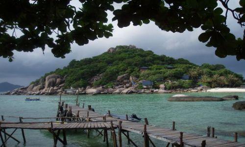 Zdjecie TAJLANDIA / brak / Wyspa Nangyuan / Wyspa Nangyuan