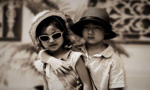 Zdjecie TAJLANDIA / - / Bangkok / azjatycka sympatia