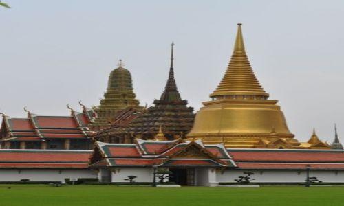 TAJLANDIA / Bangkok / Wielki Pałac / Tajlandia 2012