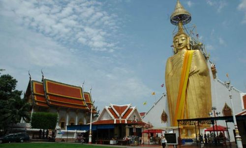 Zdjecie TAJLANDIA / Tajlandia / Bangkok / Big Buddha