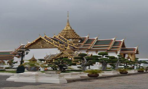 Zdjecie TAJLANDIA / Bangkok / Wielki Pałac / Tajlandia2012