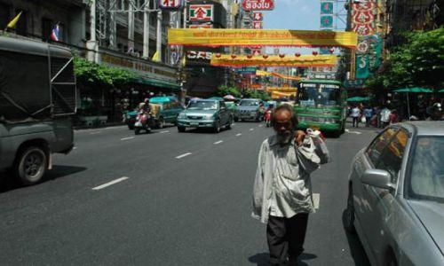 Zdjecie TAJLANDIA / Tajlandia / Bangkok / Globtroter