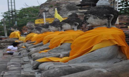 Zdjęcie TAJLANDIA / Ayutthaia / Ayutthaia / Tajlandia2012