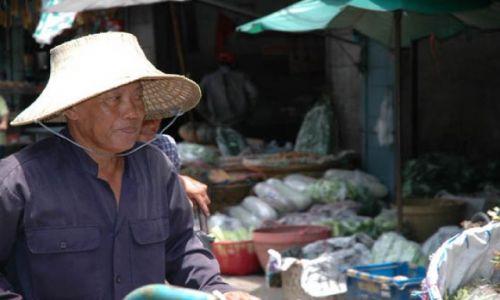 Zdjecie TAJLANDIA / Tajlandia / Bangkok - China town / Na chinskim tar
