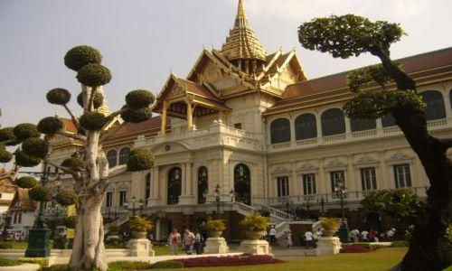 Zdjecie TAJLANDIA / brak / Bangkok Wielki Pałac / .
