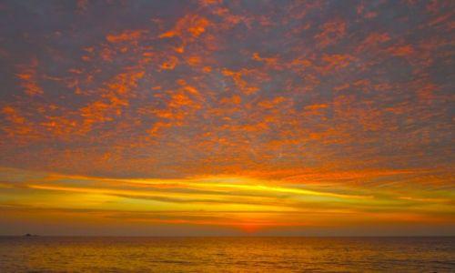 Zdjecie TAJLANDIA / Puket / Puket / sunset.....