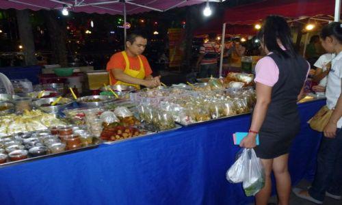 Zdjecie TAJLANDIA / Phuket / Phuket / Smakołyki na wy