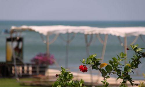 Zdjecie TAJLANDIA / Koh Chang / white beach / Widoczek