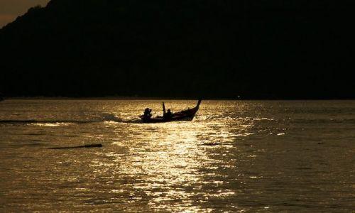 Zdjecie TAJLANDIA / Phuket / Patong Beach / Zachod slonca (Phuket, Thailand)