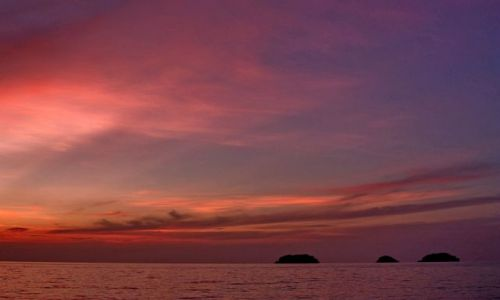 Zdjecie TAJLANDIA / - / Koh Chang / relaks na Koh Chang