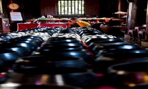 Zdjecie TAJLANDIA / - / Chiang Mai / w świątyni