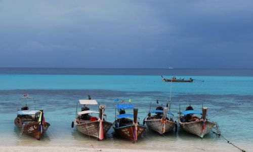 Zdjęcie TAJLANDIA / Krabi / Koh Phi Phi / ciepło lata 2