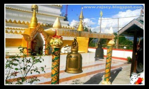 TAJLANDIA / - / Pai / Świątynia na wzgórzu