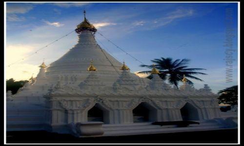 Zdjecie TAJLANDIA / Mae Hong Son, północno wschodnia Tajlandia / Mae Hong Son / Wat Phrathat Doi Kong Mu