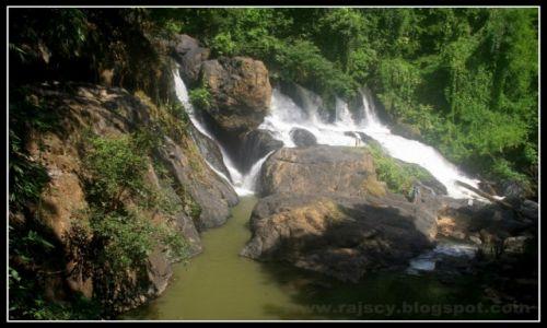 Zdjecie TAJLANDIA / Mae Hong Son, północno wschodnia Tajlandia / Mae Hong Son / Pha Seau Waterfall