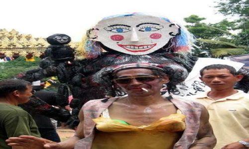 Zdjecie TAJLANDIA / brak / Dan Sai / Phi Ta Khon Festiwal