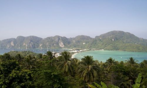 Zdjecie TAJLANDIA / - / raj na ziemi;) / Ko Phi Phi
