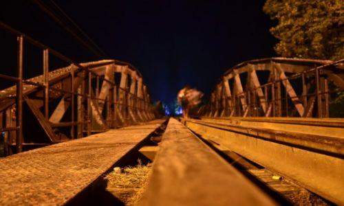 Zdjęcie TAJLANDIA / Nizinia Menamu / Kanchanaburi / Most na rzece Kwai