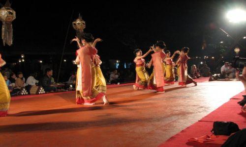 Zdjecie TAJLANDIA / Chiang Mai / Chiang Mai / przedstawienie