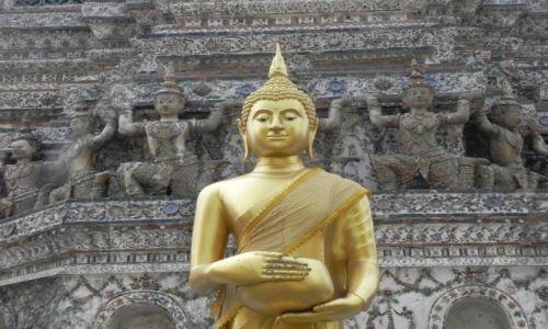 Zdjęcie TAJLANDIA / bangkok / światynia / budda