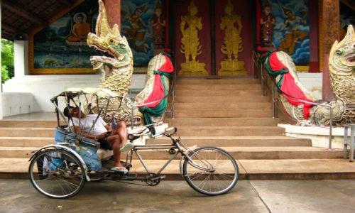 Zdjęcie TAJLANDIA / BKK / BKK / W oczekiwaniu na turystów