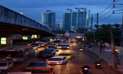 Zdjęcie TAJLANDIA / BKK / Bangkok / Streets of Bkk