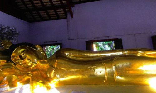 Zdjęcie TAJLANDIA / chiang mai / światynia / budda