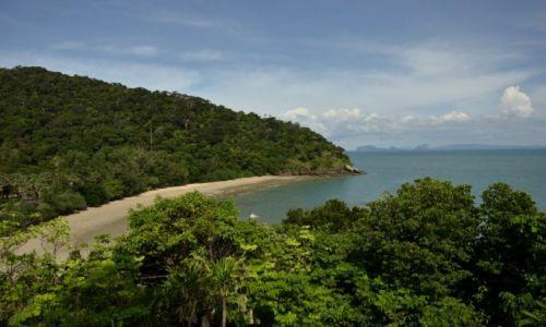 Zdjecie TAJLANDIA / Krabi / Koh Lanta / Plaża