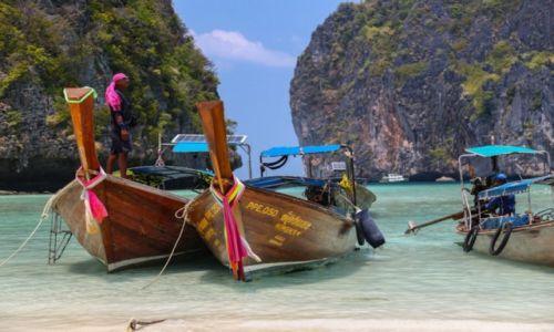 TAJLANDIA / Krabi / Kok Phi Phi / Kok Phi Phi