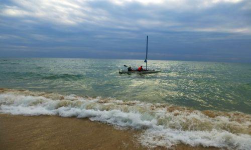 Zdjecie TAJLANDIA / Ko Chang / Lonely Beach / Ziemia jest okrągła