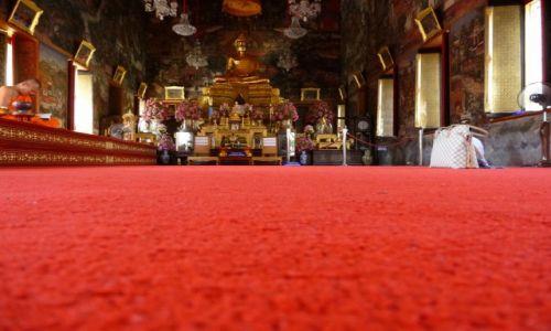 Zdjecie TAJLANDIA / Bangkok / świątynia buddyjska / Zdjęcie poprawne pod każdym względem