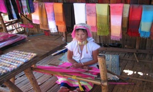 Zdjecie TAJLANDIA / Chiang Rai / Chiang Rai / Dziewczyna