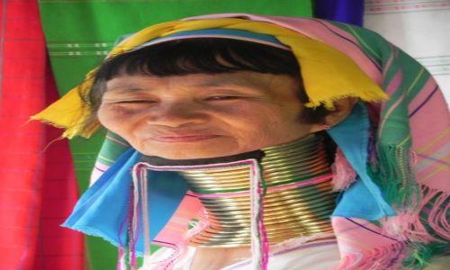 Zdjęcie TAJLANDIA / mae sai / wioska / plemiona