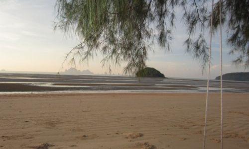 Zdjecie TAJLANDIA / poludnie  / Krabi / Wczoraj wypiliśmy  morze