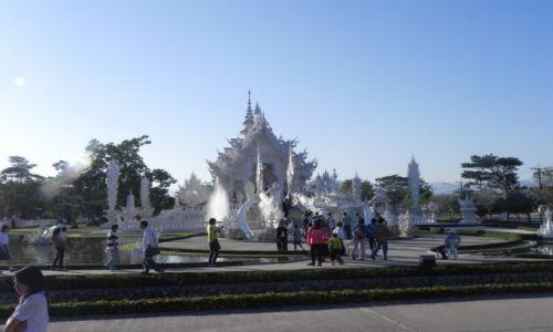 Zdjęcie TAJLANDIA / chiang rai / .. / biała świątynia