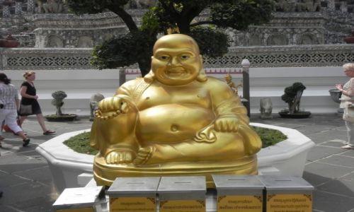 Zdjęcie TAJLANDIA / bangkok / .. / budda