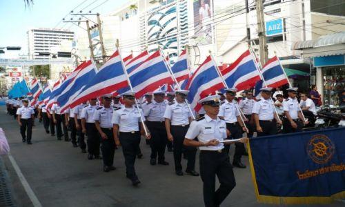 Zdjecie TAJLANDIA / - / - / Parada