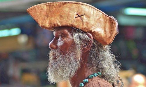 Zdjecie TAJLANDIA / Bangkok / Bangkok / Pirat