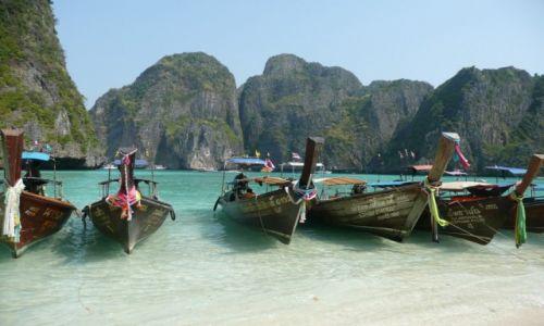 Zdjecie TAJLANDIA / Koh Phi Phi / na wyspie / Konkurs