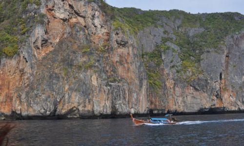 Zdjecie TAJLANDIA / Morze Andamańskie / wyspy na morzu / wyspy