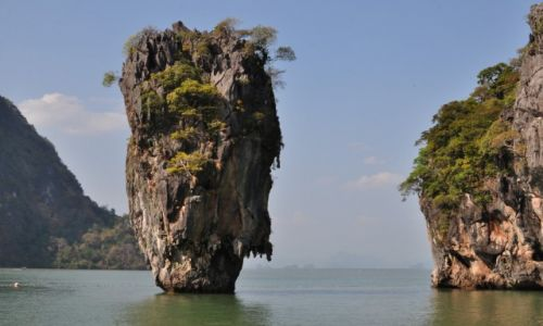 Zdjecie TAJLANDIA / Phuket / wyspa Bonda / wyspa Bonda