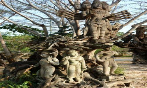 TAJLANDIA / Bangkok / Ancient City / Tajlandia w miniaturze