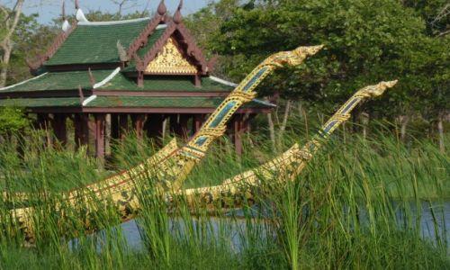 TAJLANDIA / Bangkok / Ancient City / Tajlandia w minaturze