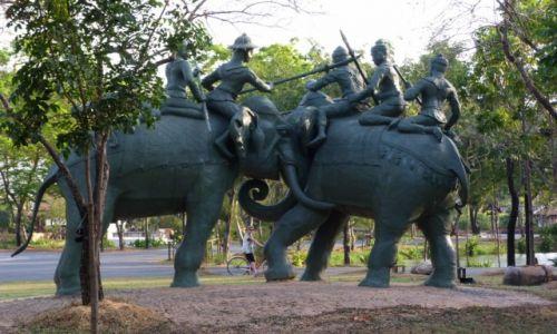 TAJLANDIA / Bangkok / Ancient City / t