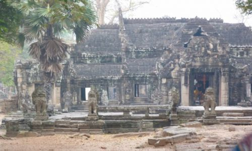 Zdjecie TAJLANDIA / Siem Reap / Angkor / Wokół Angkor Wat