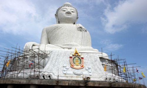 Zdjecie TAJLANDIA / Phuket / Phuket / Big Buddha