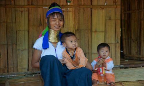 Zdjecie TAJLANDIA / - / Tajlandia / Rodzinka.