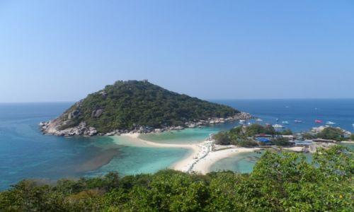 Zdjecie TAJLANDIA / Połódniowa Tajlandia / Ko Tao / RAJ